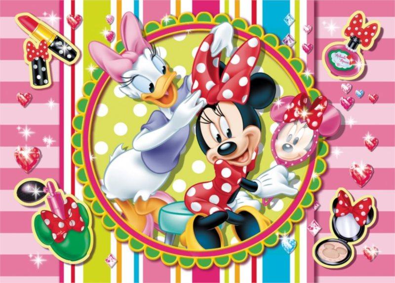 Dětské puzzle 180 dílků - Minnie Mouse