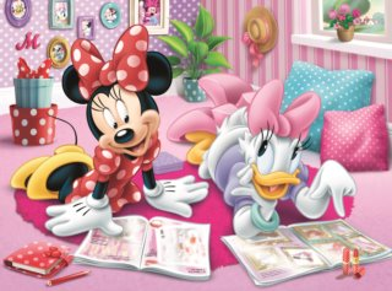 TREFL Puzzle Minnie  Nejlepší kamarádky 30 dílků 6c472cc7078