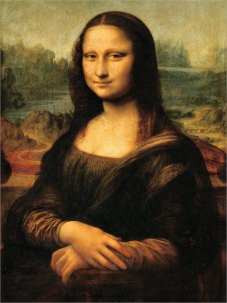RAVENSBURGER Puzzle Mona Lisa 1500 dílků