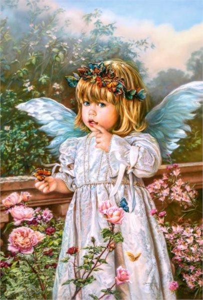CASTORLAND Puzzle Motýlí snění 1000 dílků