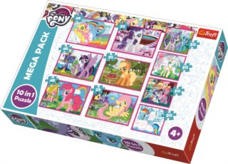 TREFL Puzzle My Little Pony 10v1