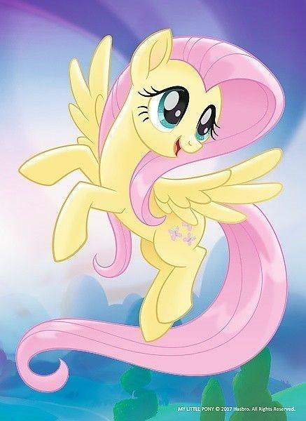 TREFL Puzzle My Little Pony: Fluttershy 20 dílků