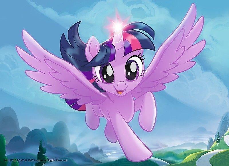 TREFL Puzzle My Little Pony: Twilight Sparkle 20 dílků