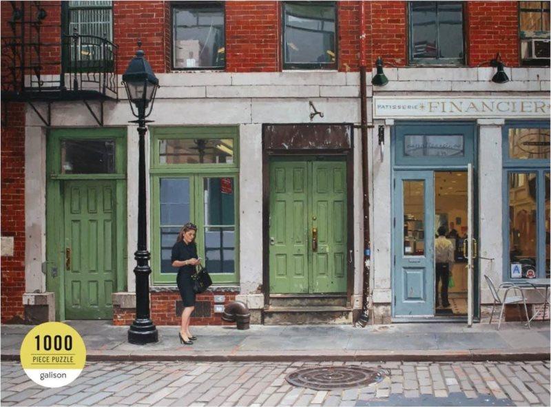 GALISON Puzzle New York, New York 1000 dílků