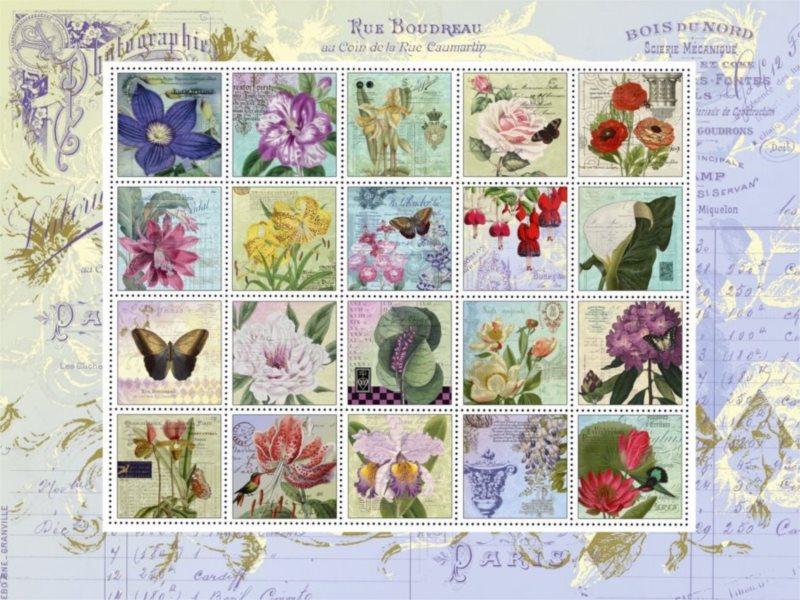 Puzzle SCHMIDT 1000 dílků - Nostalgické známky