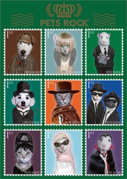 Puzzle SCHMIDT 1000 dílků - Pets Rock - Kino