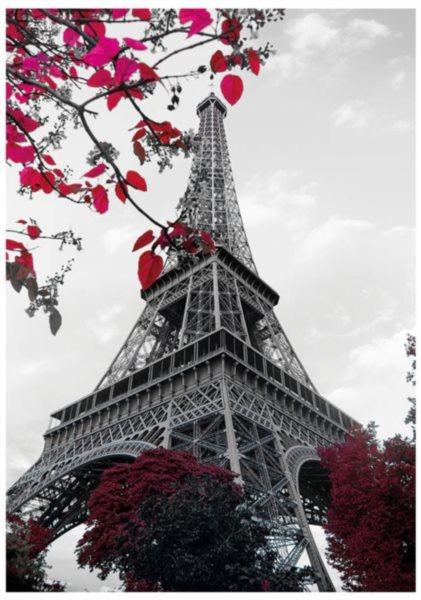 DINO Puzzle Pod Eiffelovou věží, Paříž 500 dílků