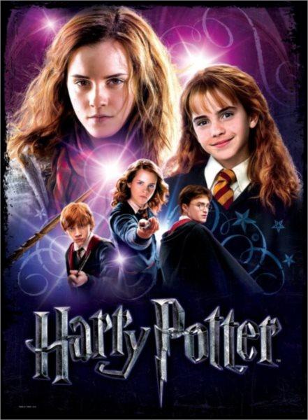 Puzzle Poster WREBBIT 500 dílků - Hermiona Grangerová