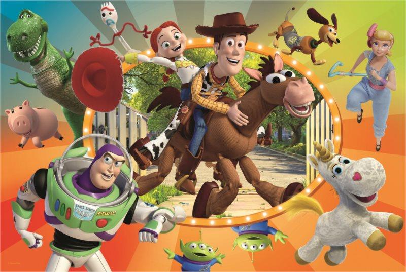 TREFL Puzzle Toy Story 4: Příběh hraček 160 dílků