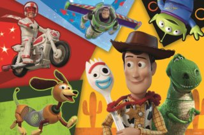 TREFL Puzzle Toy Story 4: Příběh hraček 60 dílků