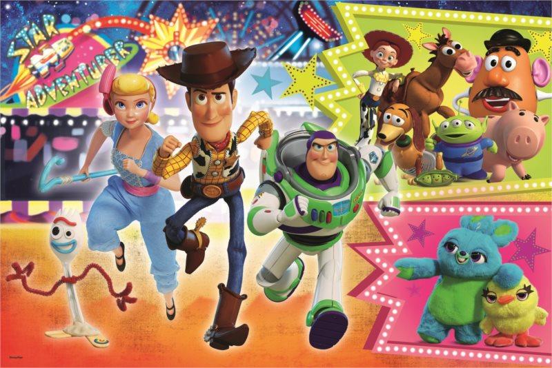 TREFL Puzzle Toy Story 4: Příběh hraček MAXI 24 dílků