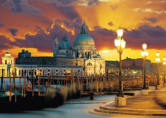 SCHMIDT Puzzle Santa Maria della Salute, Benátky 1000 dílků