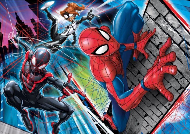 CLEMENTONI Puzzle Spiderman MAXI 24 dílků