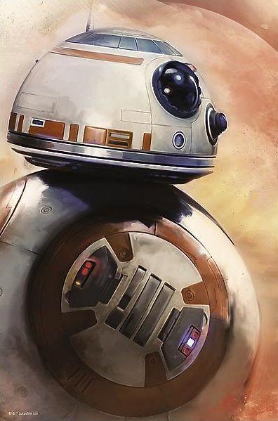 TREFL Nano puzzle Star Wars: BB-8 362 dílků