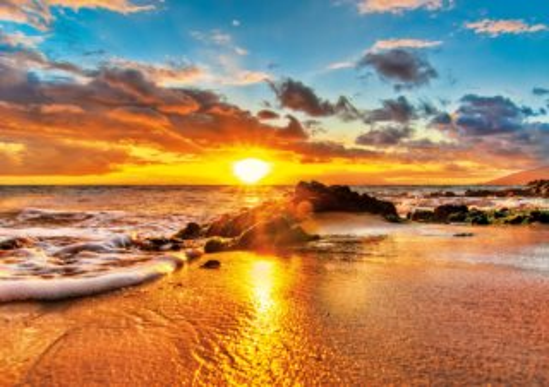 EDUCA Puzzle Touha - Maui 1500 dílků