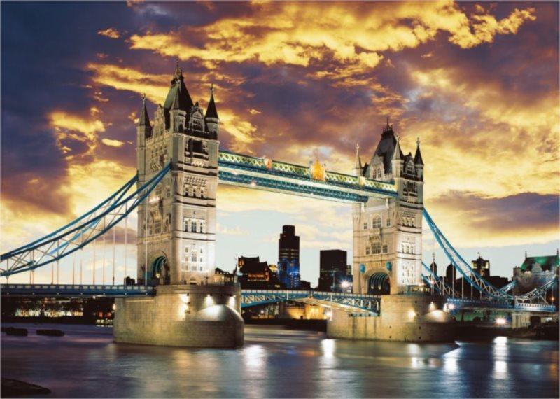 Puzzle SCHMIDT 1000 dílků - Tower Bridge, Londýn