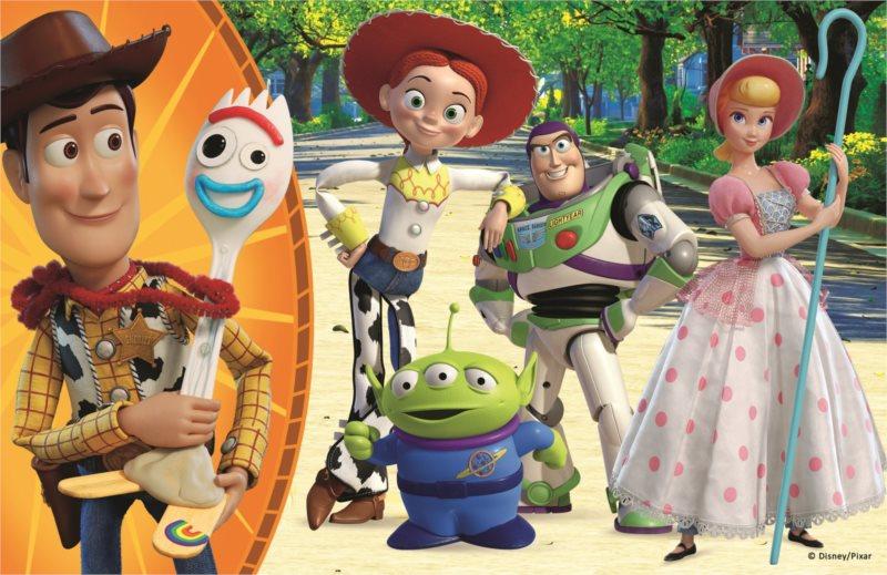 TREFL Puzzle Toy Story 4: Příběh hraček 54 dílků