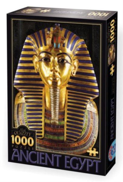 Puzzle D-TOYS 65971 Tutanchamonova pohřební maska 1000 dílků