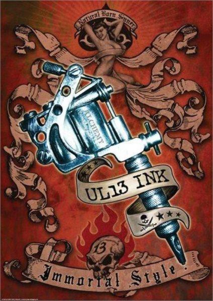 Puzzle HEYE 1000 dílků - UL 13 INK
