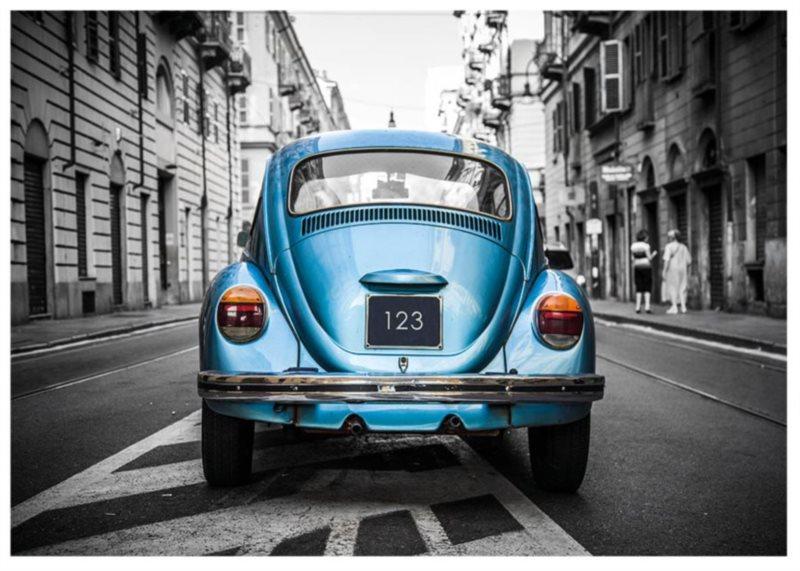 DINO Puzzle VW Brouk 500 dílků