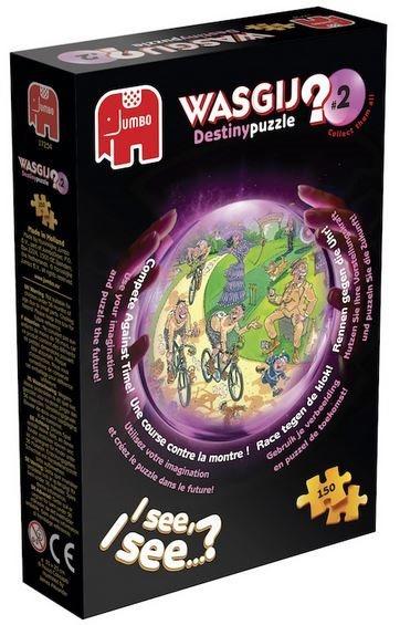 JUMBO Puzzle WASGIJ Destiny 2: Závod s časem! - 150 dílků