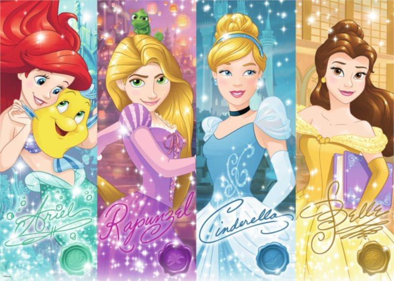 RAVENSBURGER Puzzle Disney princezny: Neboj se snít 1000 dílků