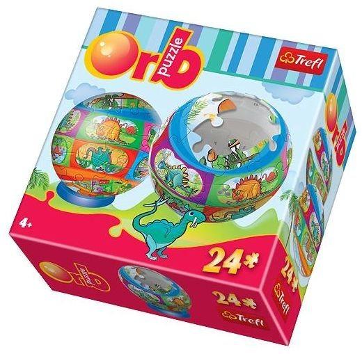 TREFL Puzzleball Dinosauři 24 dílků