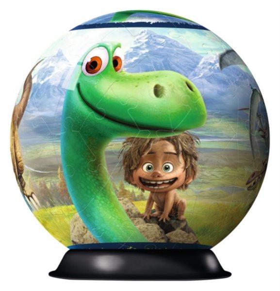 RAVENSBURGER Puzzleball Hodný dinosaurus 72 dílků