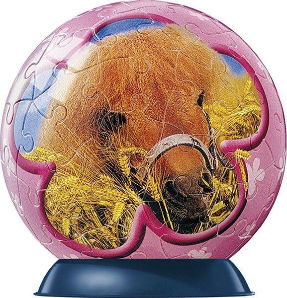 RAVENSBURGER Puzzleball Kůň 06 - Poník