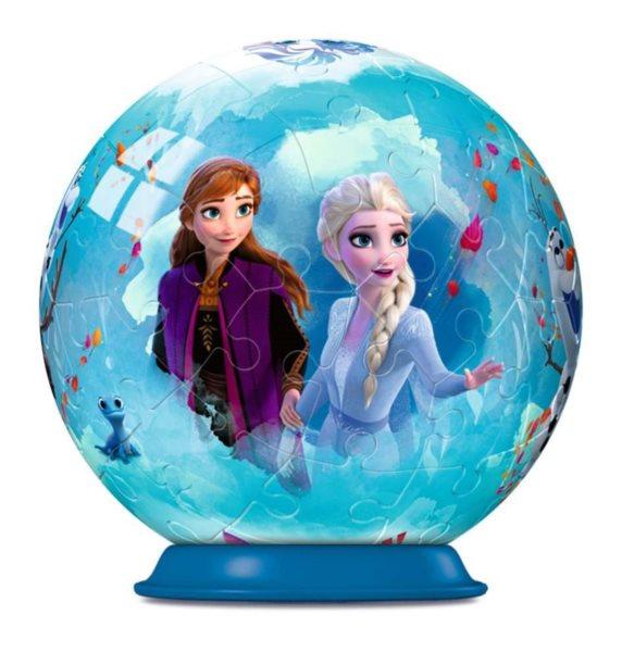 RAVENSBURGER Puzzleball Ledové království 2 : Anna a Elsa 54 dílků