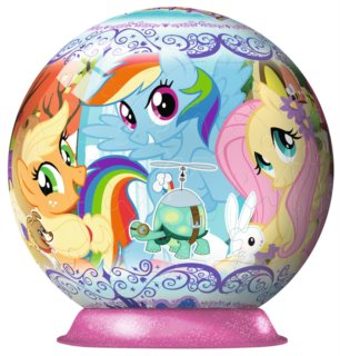 RAVENSBURGER Puzzleball My Little Pony 72 dílků