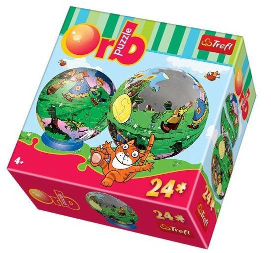 TREFL Puzzleball Pohádka o veliké řepě 24 dílků
