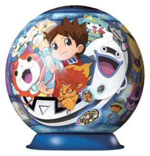 RAVENSBURGER Puzzleball Yo-kai Watch 72 dílků