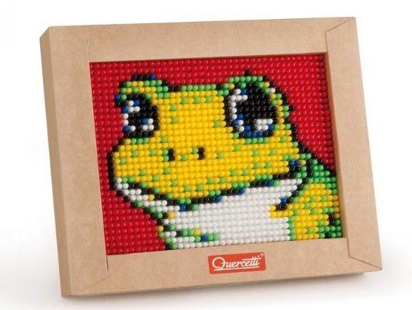 QUERCETTI Pixel Art Mini - žába