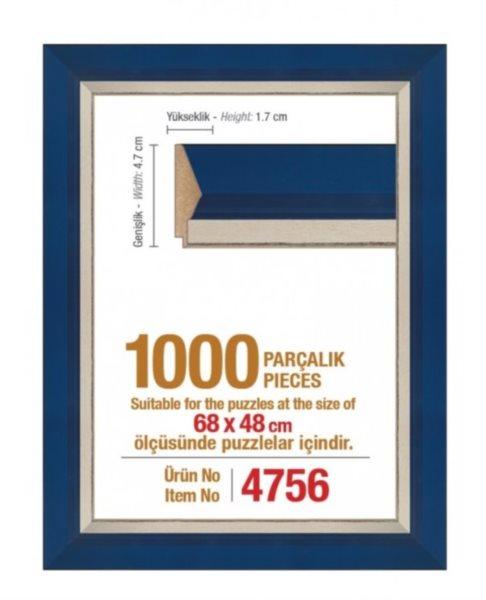 ART PUZZLE Rám 4756 na puzzle 68x48cm