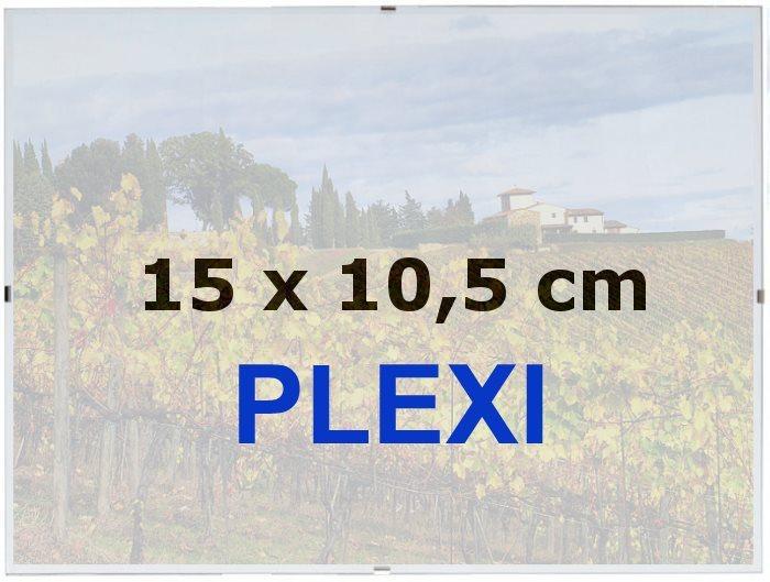 BFHM Rám Euroclip 15x10,5cm (plexisklo)