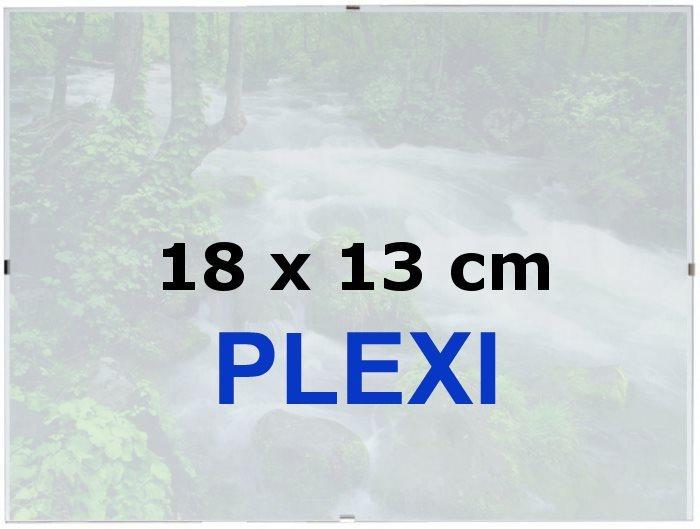BFHM Rám Euroclip 18x13cm (plexisklo)
