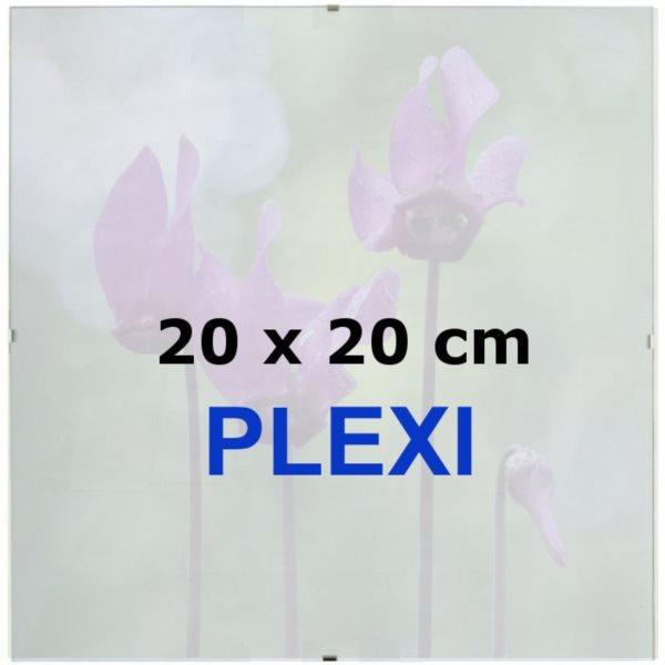 BFHM Rám Euroclip 20x20cm (plexisklo)