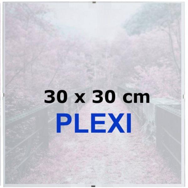 BFHM Rám Euroclip 30x30cm (plexisklo)