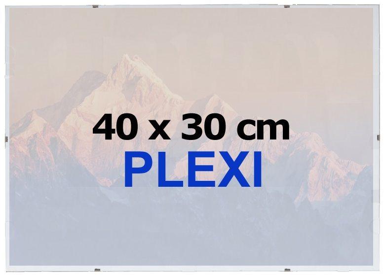 BFHM Rám Euroclip 40x30cm (plexisklo)