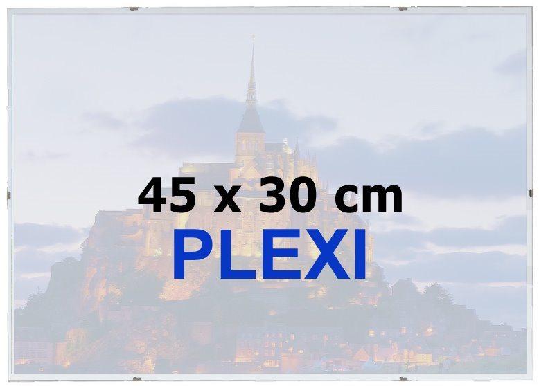BFHM Rám Euroclip 45x30cm (plexisklo)