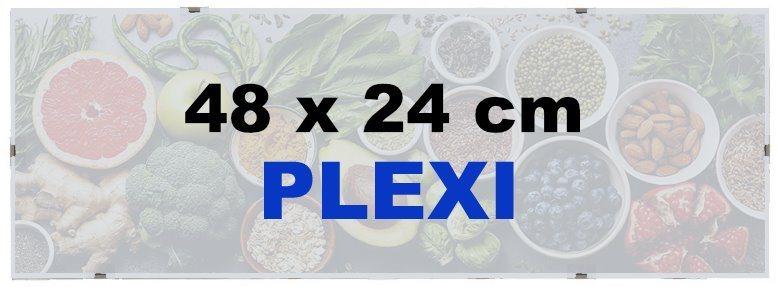 BFHM Rám Euroclip 48x24cm (plexisklo)