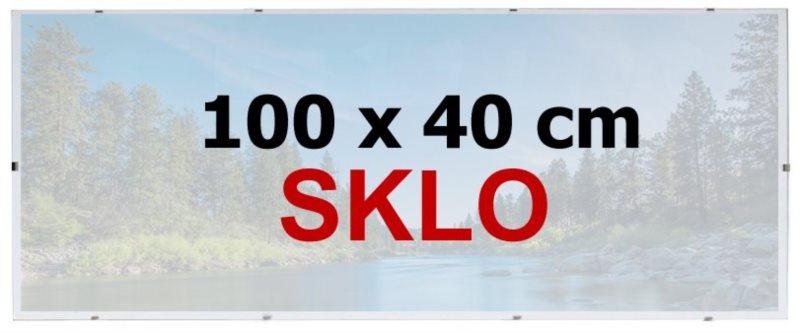 BFHM Rám na puzzle Euroclip 100x40cm (sklo)
