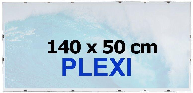 BFHM Rám na puzzle Euroclip 140x50cm (plexisklo)