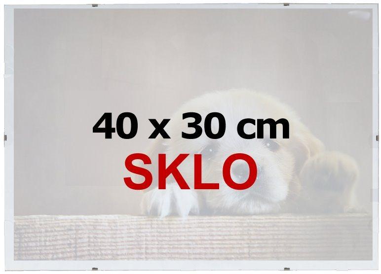 BFHM Rám Euroclip 40x30cm (sklo)