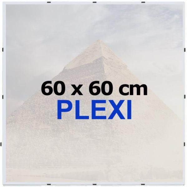 BFHM Rám na puzzle Euroclip 60x60cm (plexisklo)