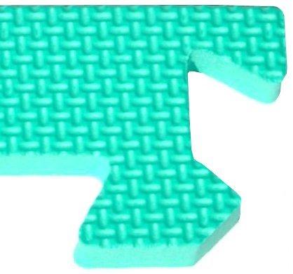 Rohový zakončovací dílek 10mm - zelený