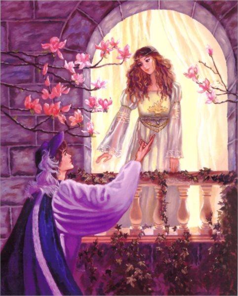 EDITIONS RICORDI Puzzle Romeo a Julie 250 dílků