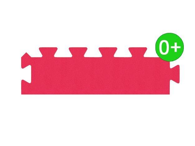 MALÝ GÉNIUS Okrajový dílek silný 0+ (červený)