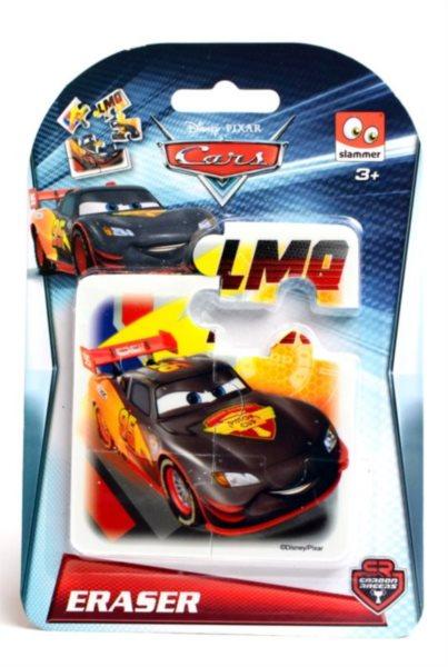 Školní guma puzzle Auta (Cars)
